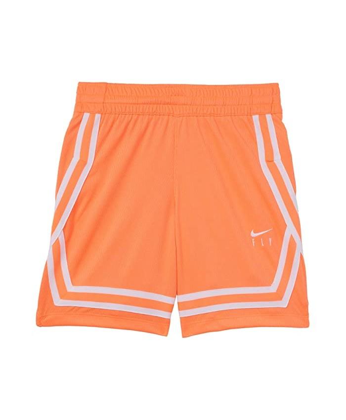 Nike Kids Fly Crossover Shorts (Little Kids u002FBig Kids)