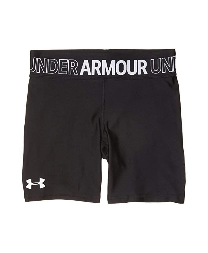 Under Armour Kids HeatGear® Armour Bike Shorts (Big Kids)
