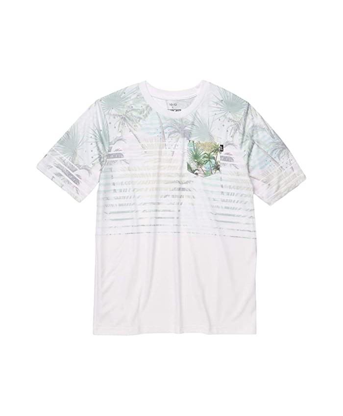 GROM Kids Gradient Knit T-Shirt (Little Kids u002FBig Kids)