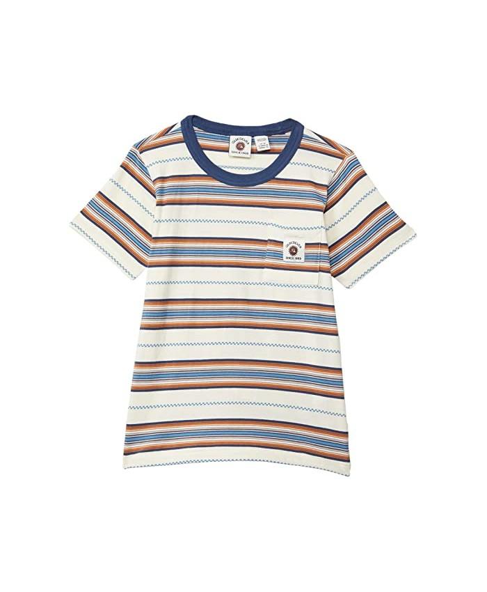 Quiksilver Kids Guytou Short Sleeve (Toddler u002FLittle Kids)