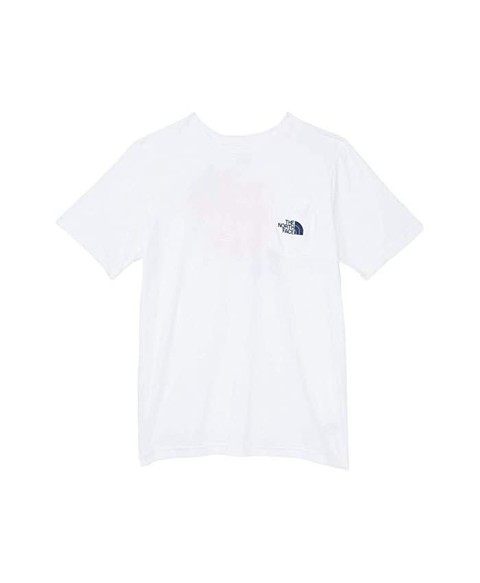 The North Face Kids Short Sleeve Tri-Blend Elevate T-Shirt (Little Kids\u002FBig Kids)