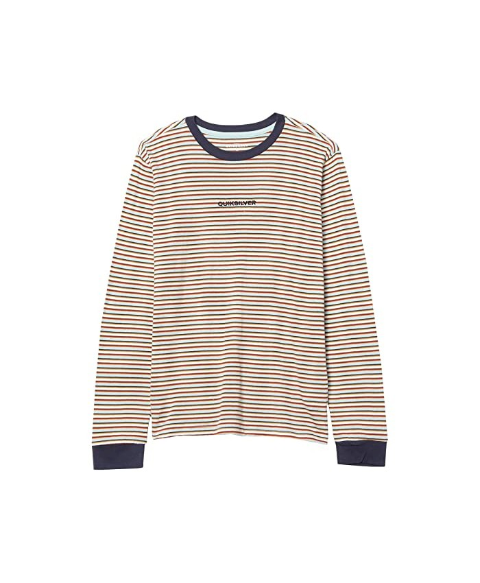 Quiksilver Kids Shred That Long Sleeve Knit Top (Big Kids)