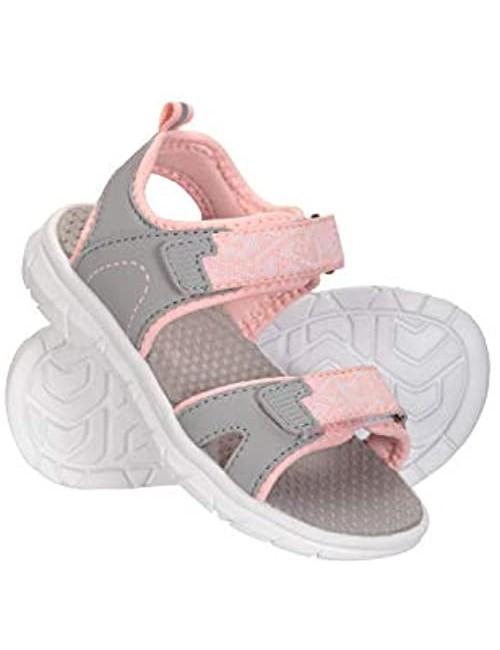 Mountain Warehouse Junior Sandals - Neoprene Upper Kids Summer Shoes