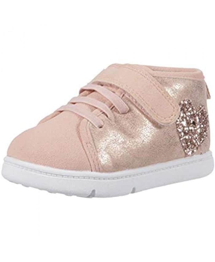 Carter's Every Step girls infant 1st walker Atami novelty high top sneaker