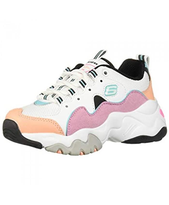 Skechers Unisex-Child D'Lites 3.0-zenway Sneaker