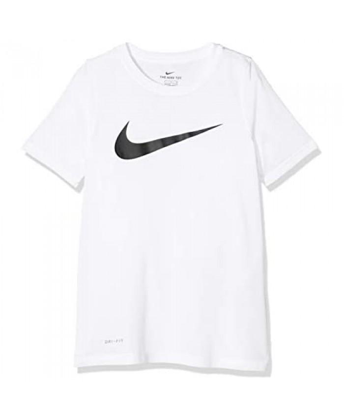 Nike Boy's Dri Fit Swoosh T Shirt