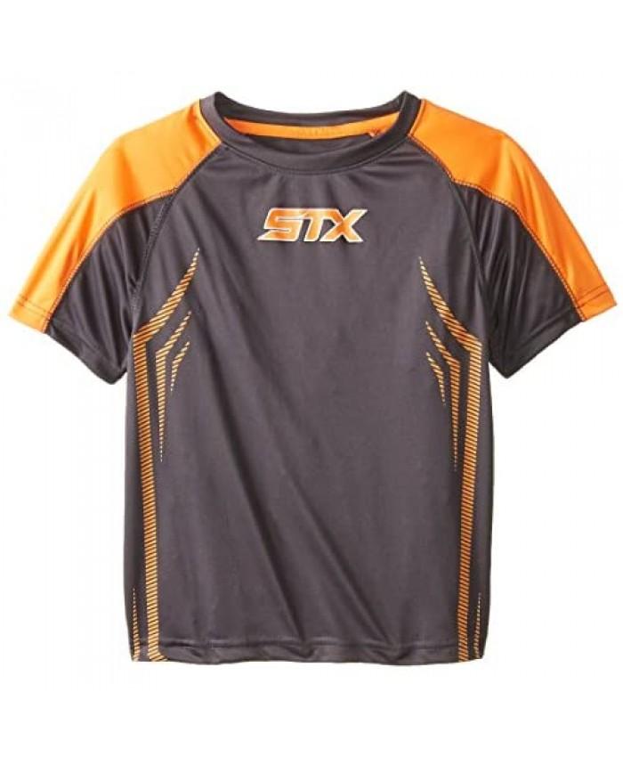 STX Boys' Athletic Performance Short Sleeve Tee Shirt