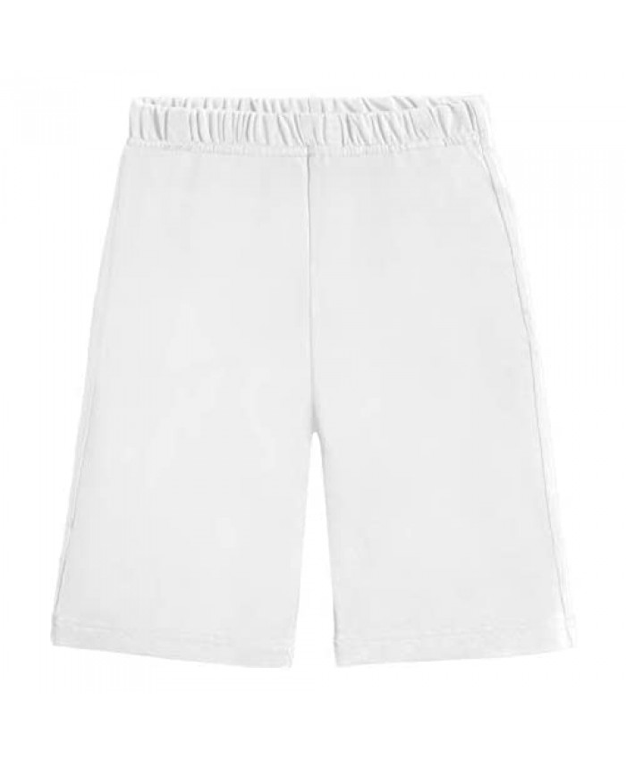 City Threads Cotton Athletic Shorts for Boys - Sports Camp Play and School Made in USA