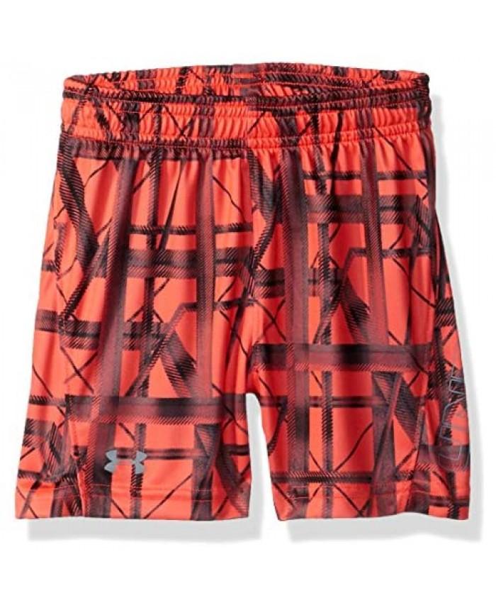 Under Armour Boys' UA Edge Stripe Boost Short
