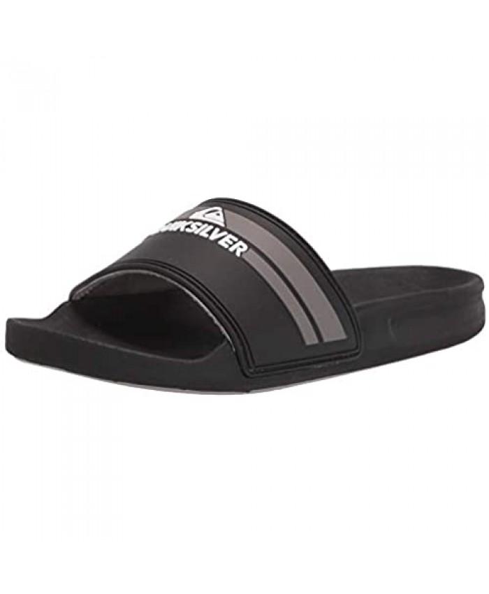 Quiksilver Unisex-Child Rivi Slide Youth Sandal