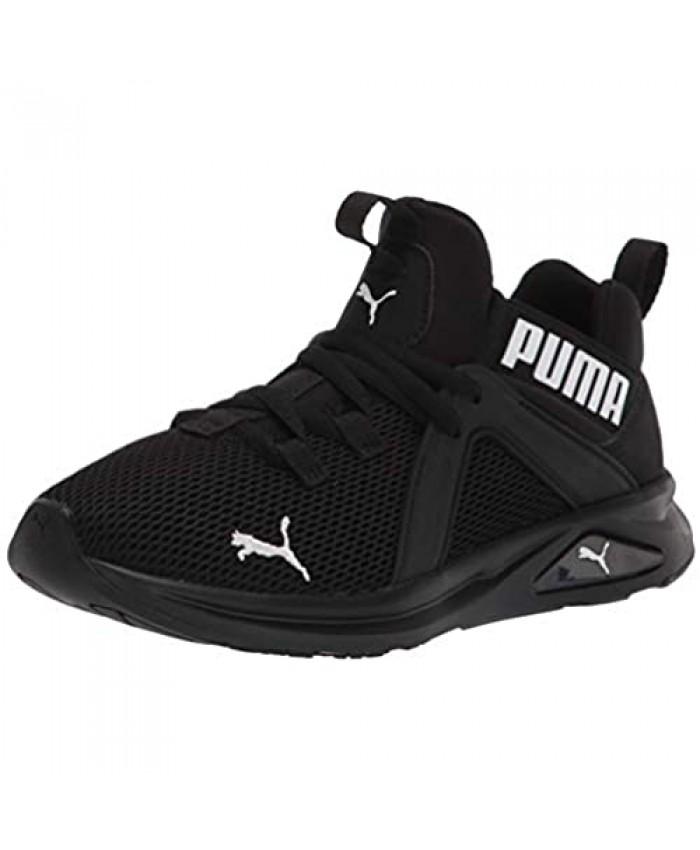 PUMA Unisex-Child Enzo 2 Weave Sneaker