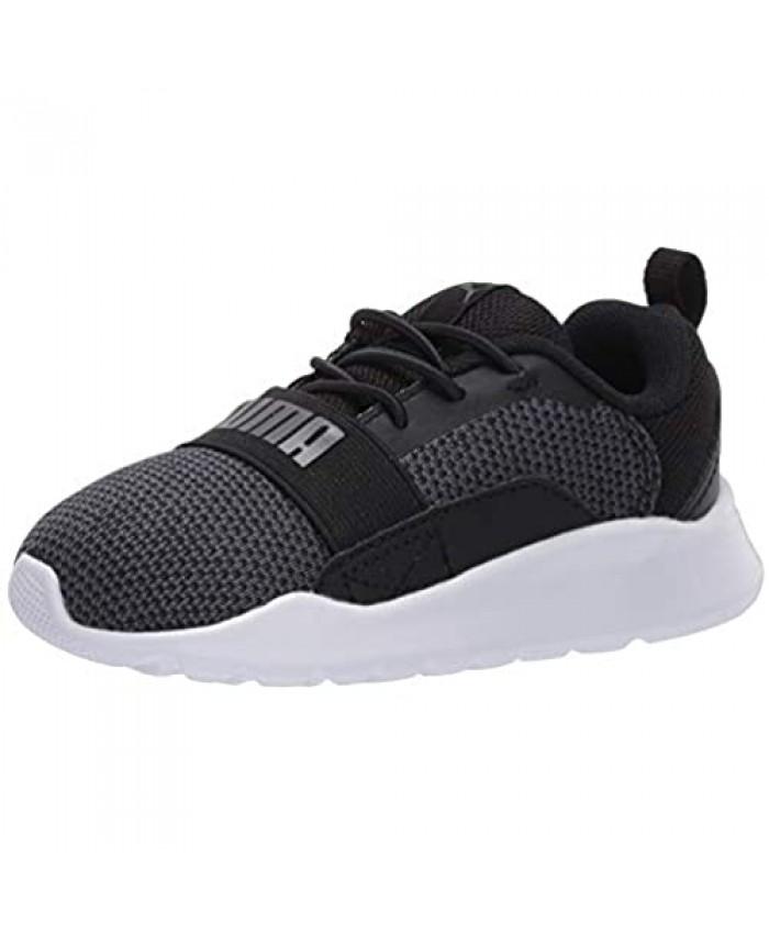 PUMA Unisex-Child Wired Slip on Sneaker