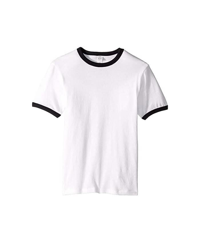 Alternative Kids Keeper Vintage Jersey Ringer T-Shirt (Big Kids)