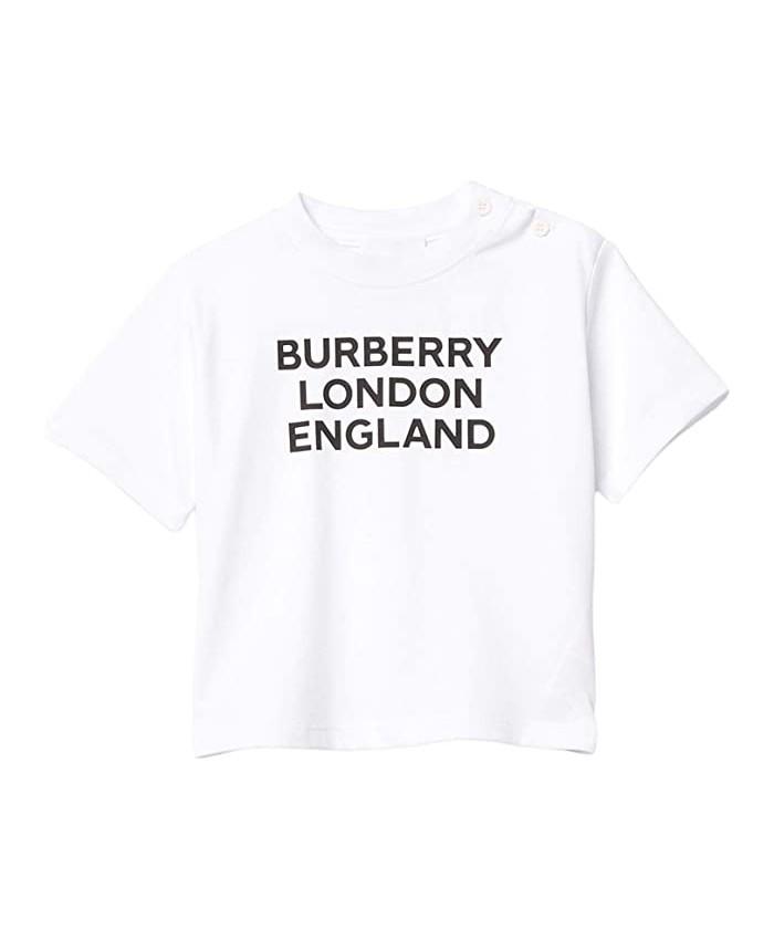 Burberry Kids BLE Tee (Infant u002FToddler)