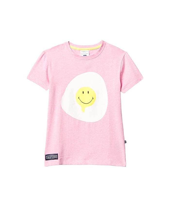 Toobydoo Sunny Side Up T-Shirt (Toddler u002FLittle Kids u002FBig Kids)