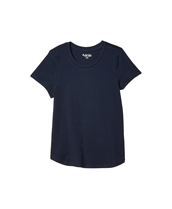 #4kids Essential Short Sleeve T-Shirt (Little Kids\u002FBig Kids)