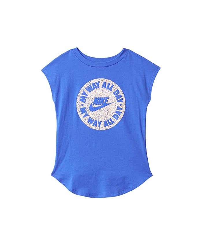 Nike Kids My Way All Day Graphic T-Shirt (Little Kids)