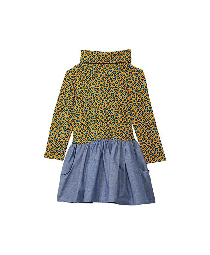fiveloaves twofish Maisie Dress (Little Kids\u002FBig Kids)