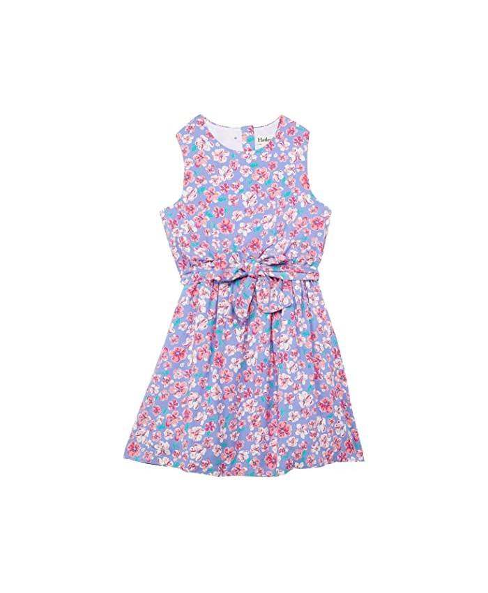 Hatley Kids Spring Garden Party Dress (Toddler\u002FLittle Kids\u002FBig Kids)