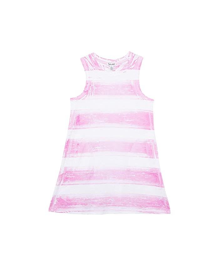 Splendid Littles Garment Stripe Dress (Toddler\u002FLittle Kids)
