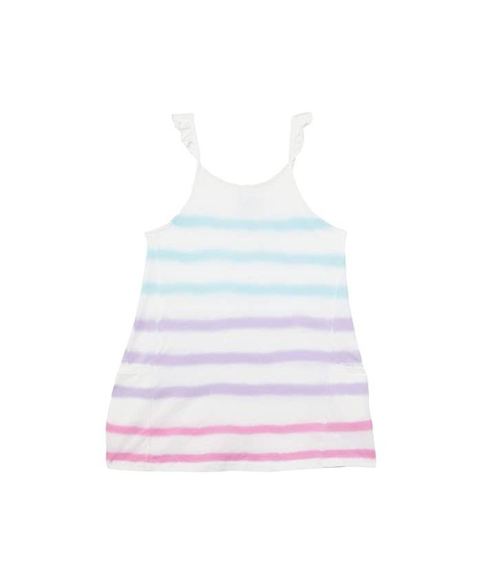 Splendid Littles Multi Tie-Dye Dress (Toddler\u002FLittle Kids)